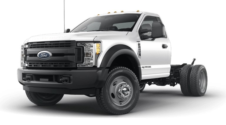 2019 F-450 Regular Cab DRW 4x2,  Cab Chassis #4G03488 - photo 5
