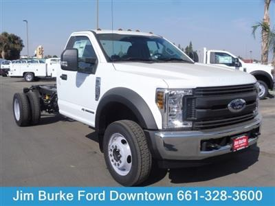 2019 F-450 Regular Cab DRW 4x2,  Cab Chassis #4G03488 - photo 1