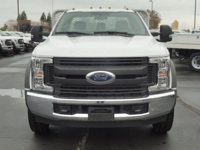 2019 F-450 Regular Cab DRW 4x2,  Scelzi Platform Body #4G04556 - photo 3