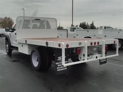2019 F-450 Regular Cab DRW 4x2,  Scelzi WFB Platform Body #4G04556 - photo 2