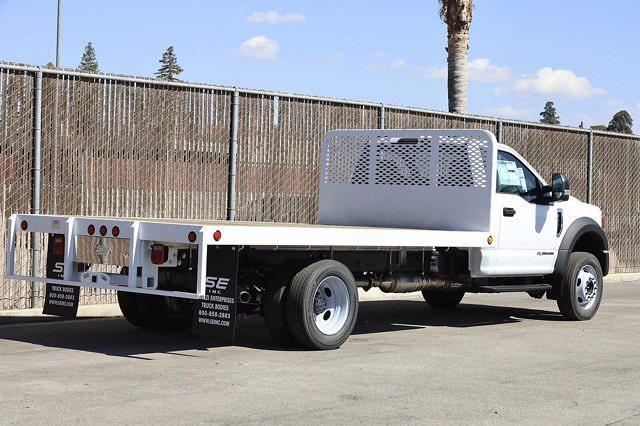 2020 Ford F-450 Regular Cab DRW 4x2, Scelzi Platform Body #4G09265 - photo 1