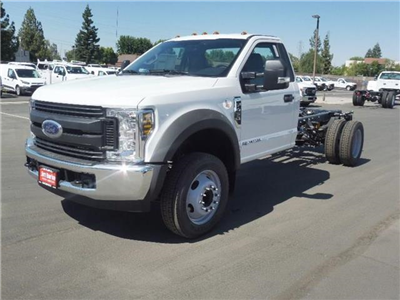 2018 F-450 Regular Cab DRW 4x2,  Cab Chassis #4G58614 - photo 3