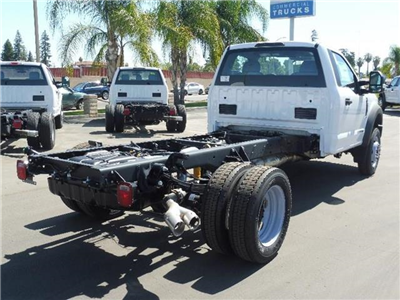 2018 F-450 Regular Cab DRW 4x2,  Cab Chassis #4G58614 - photo 2