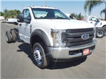 2018 F-450 Regular Cab DRW 4x2,  Cab Chassis #4G58614 - photo 1