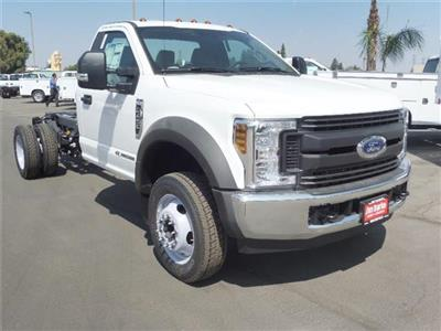 2018 F-450 Regular Cab DRW 4x2,  Cab Chassis #4G58615 - photo 1