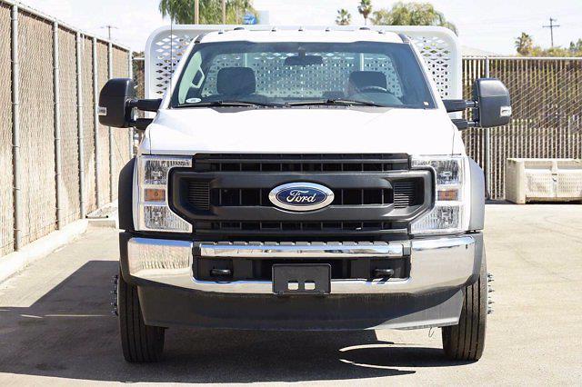 2020 Ford F-450 Regular Cab DRW 4x2, Scelzi WFB Platform Body #4G62633 - photo 3