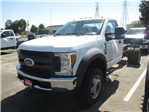 2017 F-450 Regular Cab DRW, Cab Chassis #4G64741 - photo 1