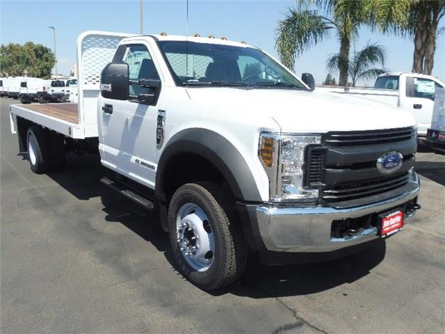 2018 F-450 Regular Cab DRW 4x2,  Scelzi WFB Platform Body #4G70963 - photo 1