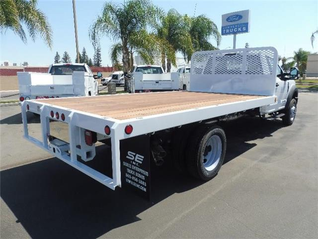 2018 F-450 Regular Cab DRW 4x2,  Scelzi Platform Body #4G70963 - photo 2