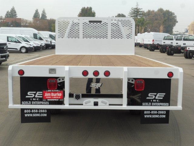 2018 F-450 Regular Cab DRW 4x2,  Scelzi Platform Body #4G70963 - photo 6