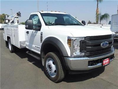 2018 F-450 Regular Cab DRW 4x2,  Scelzi Signature Mechanics Body #4G95826 - photo 1