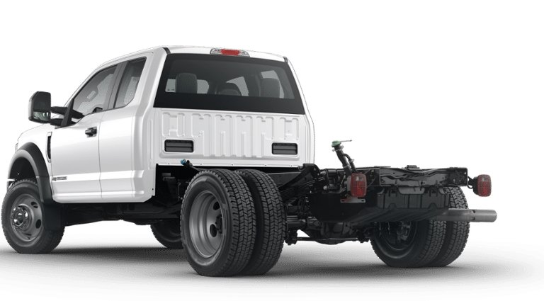 2019 F-450 Super Cab DRW 4x4,  Cab Chassis #4H68451 - photo 2
