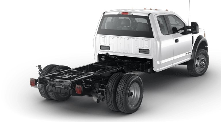 2019 F-450 Super Cab DRW 4x4,  Cab Chassis #4H68451 - photo 3