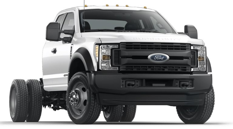 2019 F-450 Super Cab DRW 4x4,  Cab Chassis #4H68451 - photo 4