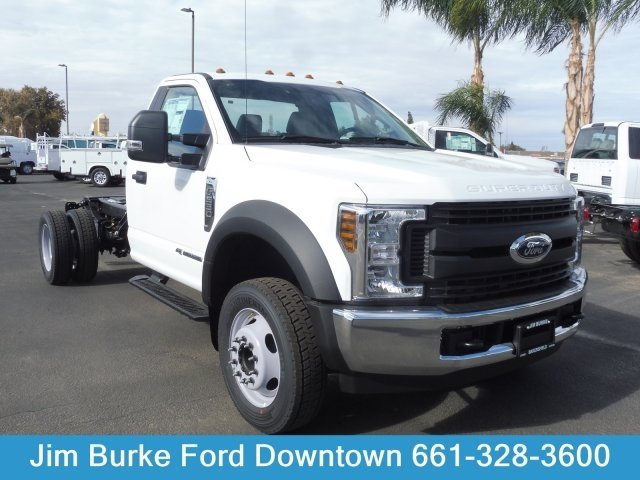 2019 F-550 Regular Cab DRW 4x2,  Cab Chassis #5G08552 - photo 1