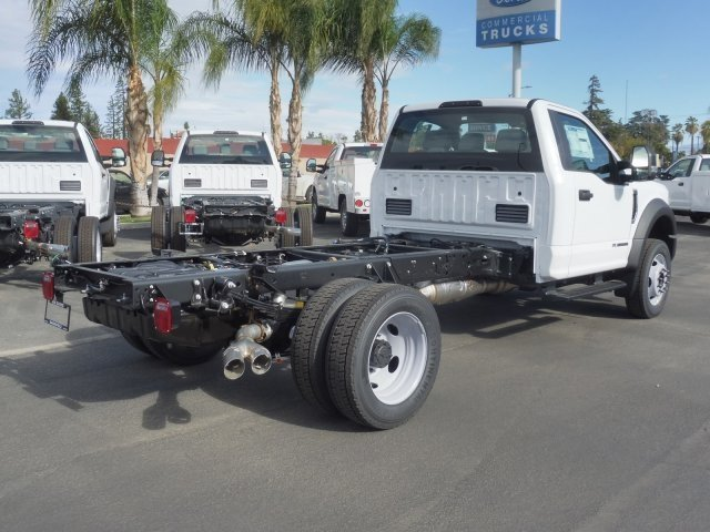 2019 F-550 Regular Cab DRW 4x2,  Cab Chassis #5G08552 - photo 2