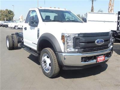 2019 F-550 Regular Cab DRW 4x2,  Cab Chassis #5G09134 - photo 1