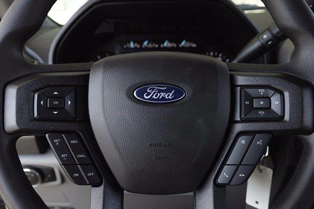 2020 Ford F-550 Crew Cab DRW 4x2, Scelzi WFB Stake Bed #5G13293 - photo 24