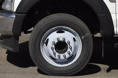 2020 Ford F-550 Crew Cab DRW 4x2, Scelzi WFB Stake Bed #5G13293 - photo 11