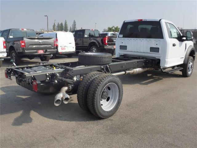 2017 F-550 Regular Cab DRW, Cab Chassis #5G27330 - photo 2