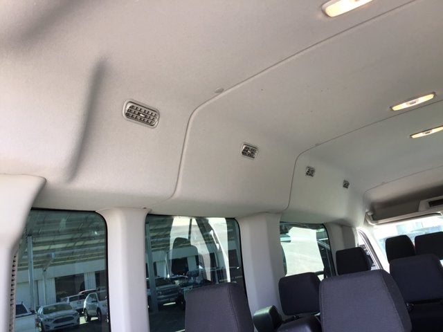 2019 Ford Transit 350 Med Roof 4x2, Passenger Wagon #P17702 - photo 12