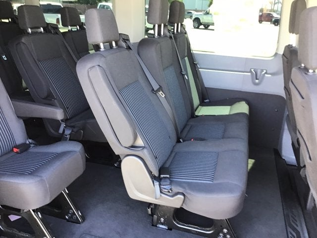 2019 Ford Transit 350 Med Roof 4x2, Passenger Wagon #P17702 - photo 16