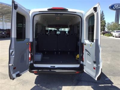 2019 Ford Transit 350 Med Roof 4x2, Passenger Wagon #P17702 - photo 10