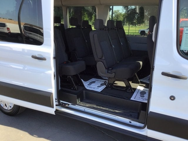 2019 Ford Transit 350 Med Roof 4x2, Passenger Wagon #P17703 - photo 23