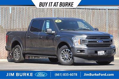 2018 Ford F-150 SuperCrew Cab 4x2, Pickup #P18059 - photo 1
