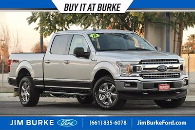 2019 Ford F-150 SuperCrew Cab 4x4, Pickup #P18089 - photo 1