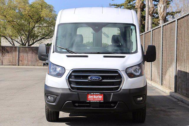 2020 Ford Transit 250 Med Roof 4x2, Empty Cargo Van #P18120 - photo 4