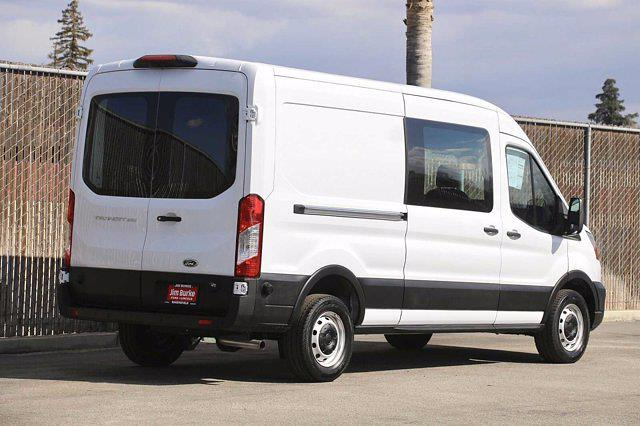2020 Ford Transit 250 Med Roof 4x2, Empty Cargo Van #P18120 - photo 2