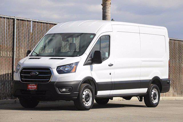 2020 Ford Transit 250 Med Roof 4x2, Empty Cargo Van #P18120 - photo 17