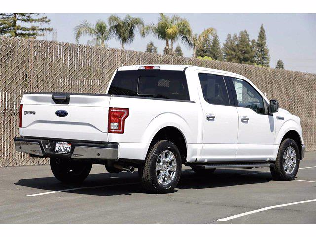 2017 Ford F-150 SuperCrew Cab 4x2, Pickup #P18198 - photo 2