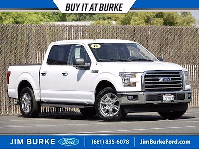 2017 Ford F-150 SuperCrew Cab 4x2, Pickup #P18198 - photo 1