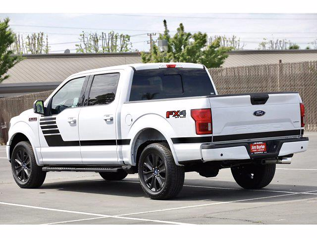 2019 Ford F-150 SuperCrew Cab 4x4, Pickup #P18220 - photo 23