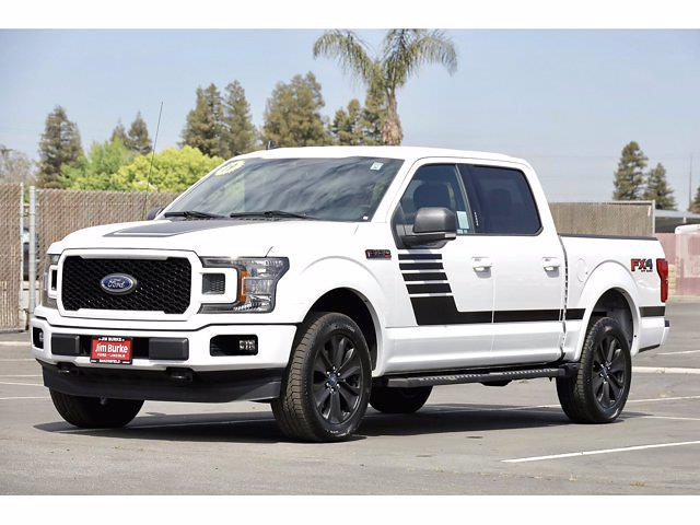 2019 Ford F-150 SuperCrew Cab 4x4, Pickup #P18220 - photo 26