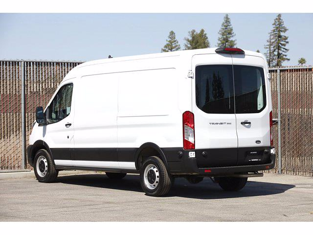 2020 Ford Transit 250 Med Roof 4x2, Empty Cargo Van #P18246 - photo 13