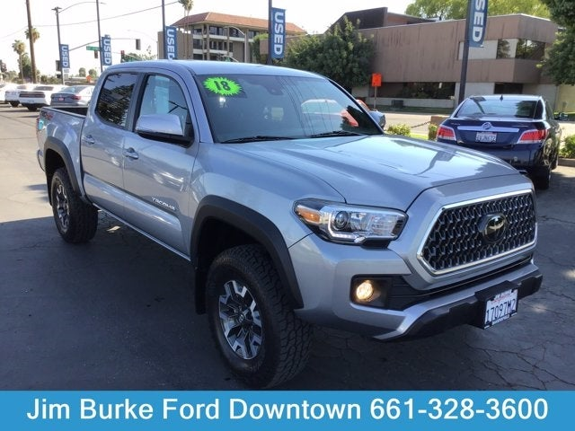 2018 Toyota Tacoma Double Cab 4x4, Pickup #T24372 - photo 1