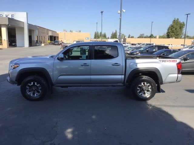 2018 Toyota Tacoma Double Cab 4x4, Pickup #T24372 - photo 5