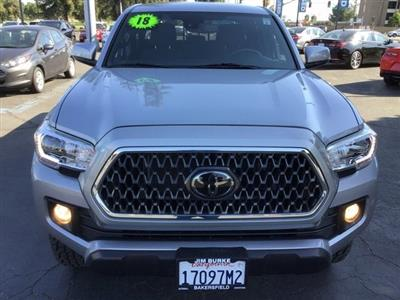 2018 Toyota Tacoma Double Cab 4x4, Pickup #T24372 - photo 3