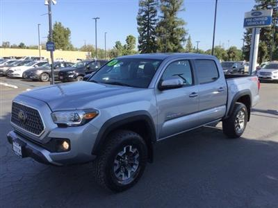 2018 Toyota Tacoma Double Cab 4x4, Pickup #T24372 - photo 4