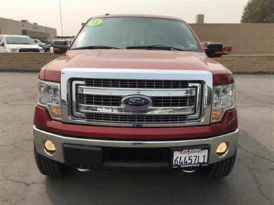 2013 Ford F-150 SuperCrew Cab 4x4, Pickup #T24468 - photo 3