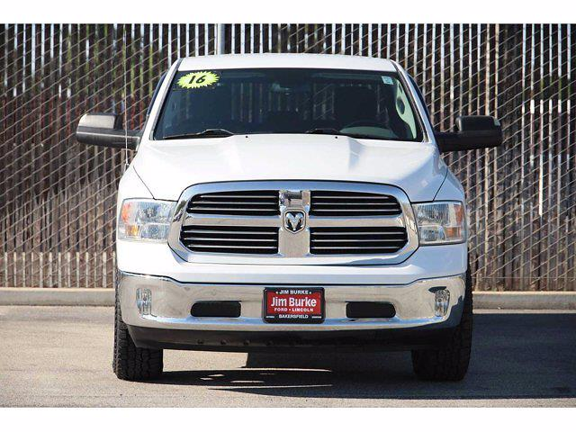 2016 Ram 1500 Quad Cab 4x4, Pickup #T25041 - photo 4