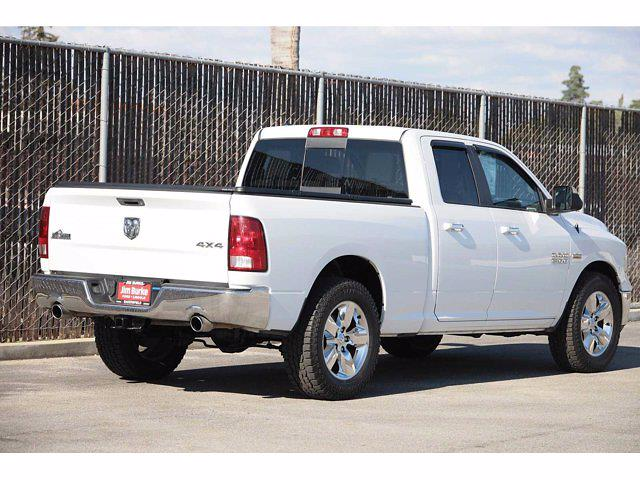 2016 Ram 1500 Quad Cab 4x4, Pickup #T25041 - photo 2