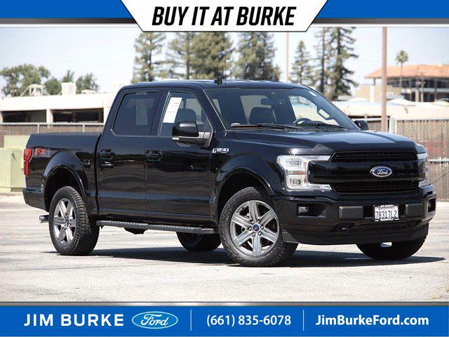 2018 Ford F-150 SuperCrew Cab 4x4, Pickup #T25065 - photo 1
