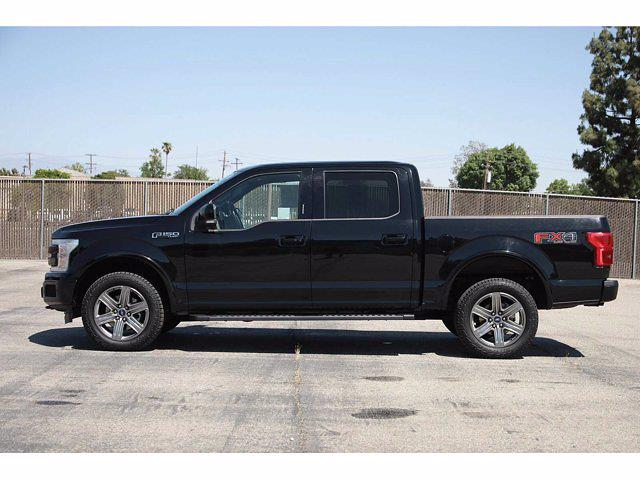2018 Ford F-150 SuperCrew Cab 4x4, Pickup #T25065 - photo 15