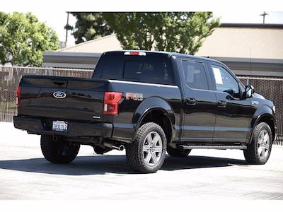 2018 Ford F-150 SuperCrew Cab 4x4, Pickup #T25065 - photo 2