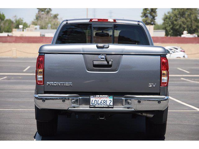2018 Nissan Frontier Crew Cab 4x2, Pickup #T25072 - photo 11