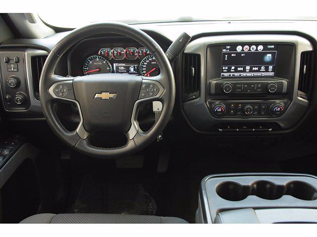 2018 Chevrolet Silverado 1500 Crew Cab 4x4, Pickup #T25160 - photo 18